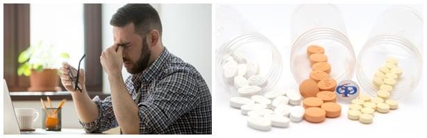 Лекарства при нервно напрежение, стрес и депресия
