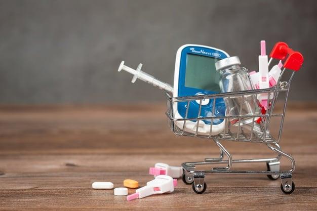 Лекарства при диабет тип 2