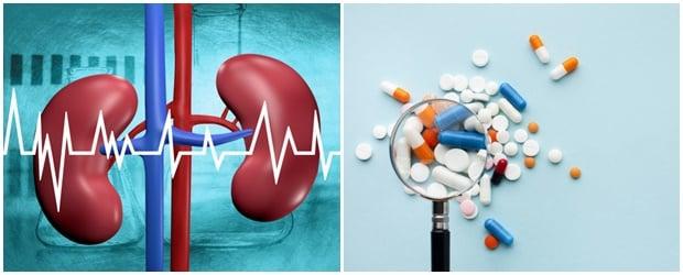 Лекарства, увреждащи бъбреците