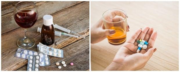 Лекарства за лечение при алкохолизъм