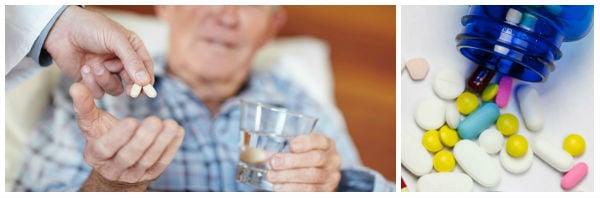 Лекарства, използвани за лечение при остър пристъп на подагра