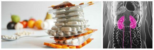 Лекарства, увреждащи бъбреците: инхибитори на протонната помпа, имуносупресивни лекарства