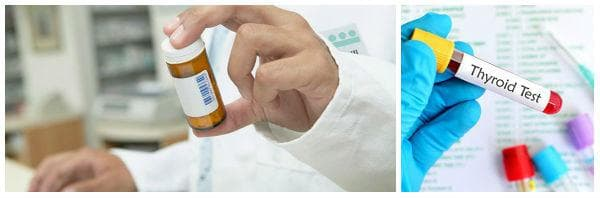 Лекарства, увреждащи щитовидната жлеза: инхибитори на протонната помпа, амиодарон, флуорид, естроген