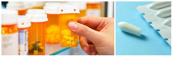 Лекарства за лечение на бактериална вагиноза