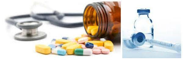 Лекарства за лечение на миастения граивс - кортикостероиди, имуносупресивни средства, антихолинестеразни