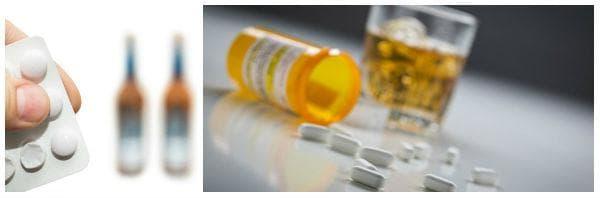 Лекарства за лечение при алкохолизъм: дисулфирам, налтрексон, налмефен