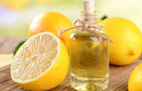 Лимон и зехтин