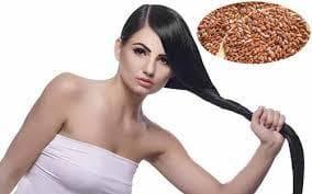 Ленено семе за здрава коса