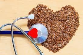 Ленено семе за сърдечно-съдовата система