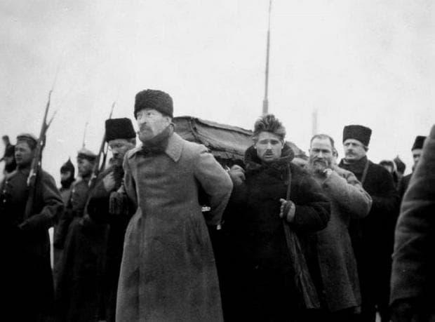 Ковчегът на Ленин