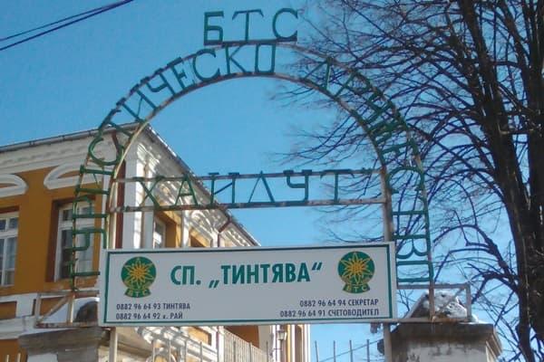 Тинтява
