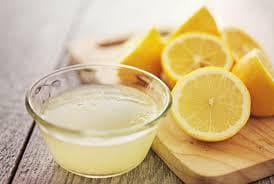 лимон и лимонов сок
