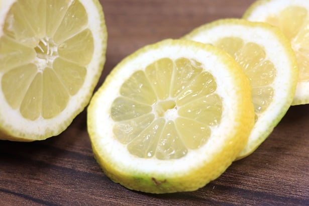 Резени лимон