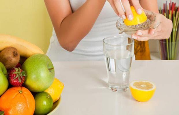 Приготване на лимонена вода