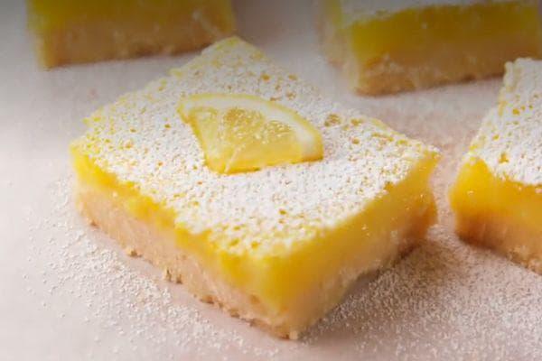 лимонова пастичка