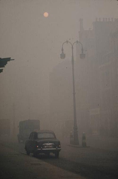 Уливите по време на замърсяването