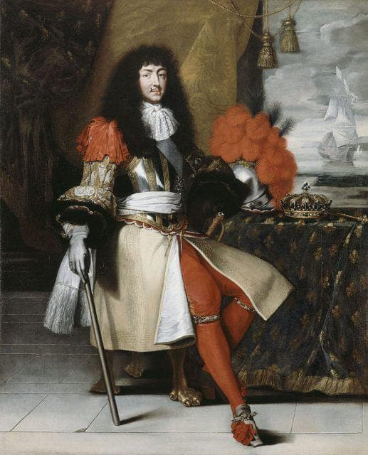 Кралят Слънце Луи XIV