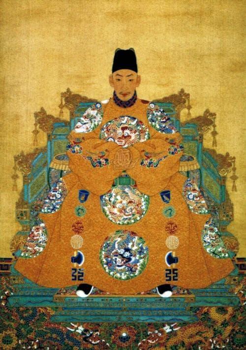 Император Чжу Хоучжао