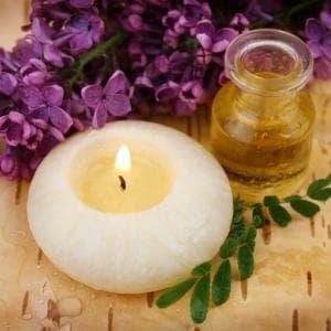 ароматерапия с люляк