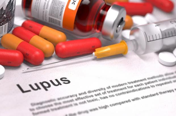 Лечение при лупус
