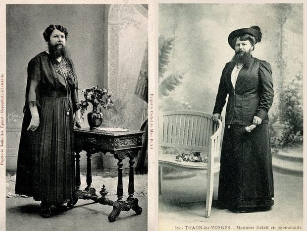 Две от най-известните снимки на Деле