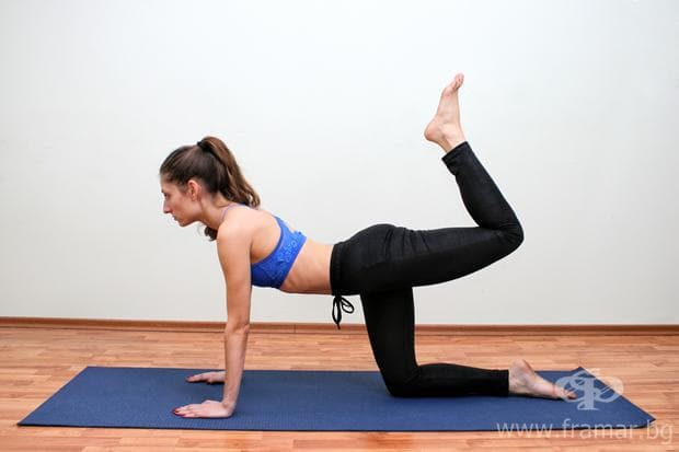 упражнение магарешки ритник
