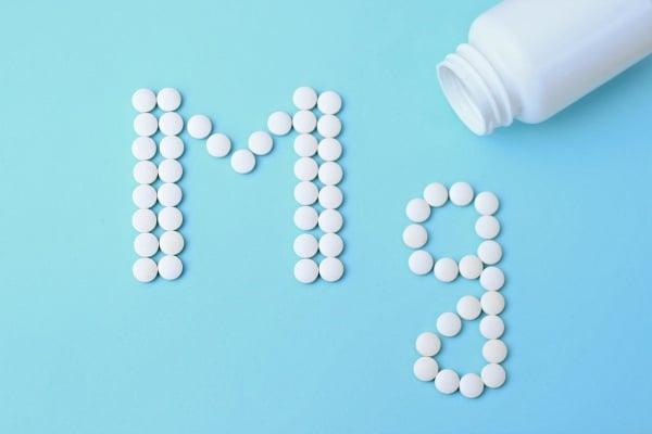 Хранителни добавки и лекарства с магнезий