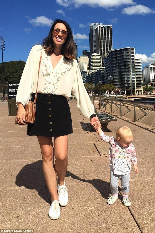 Хана и нейната дъщеря