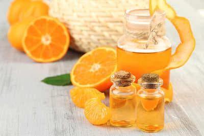 Етерично масло от мандарина