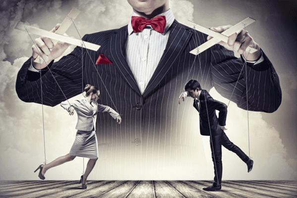 Контрол чрез манипулиране