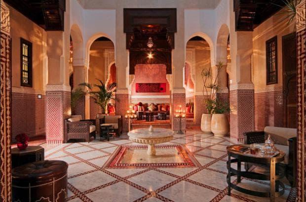мароканска къща