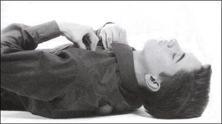 Масажна техника при кашлица
