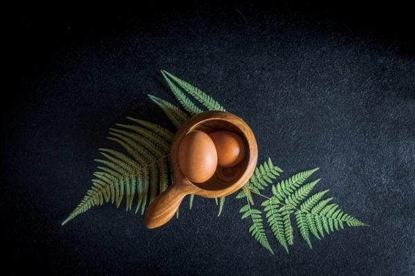яйчен белтък