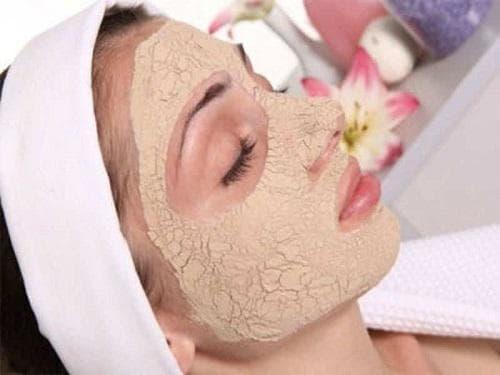 Маска за мазна кожа