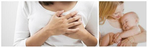Мастит: възпаление на млечната жлеза - симптоми, рискове