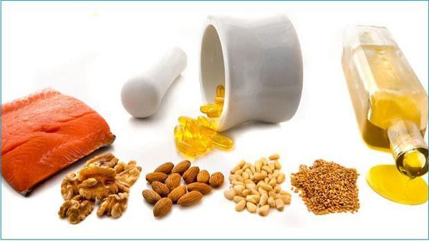 Източници на здравословни мазнини