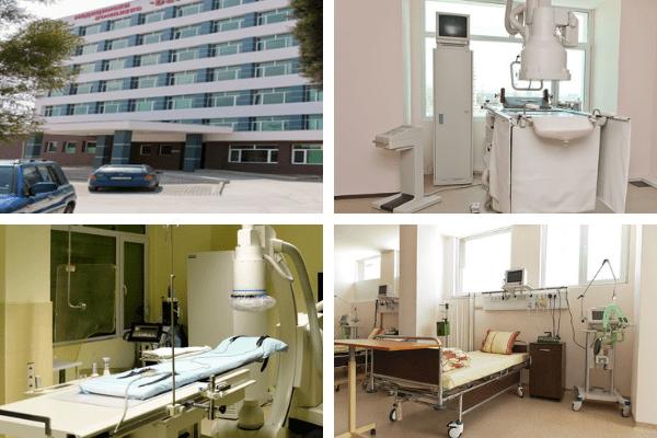 МБАЛ-Медицински комплекс Берое, гр. Стара Загора