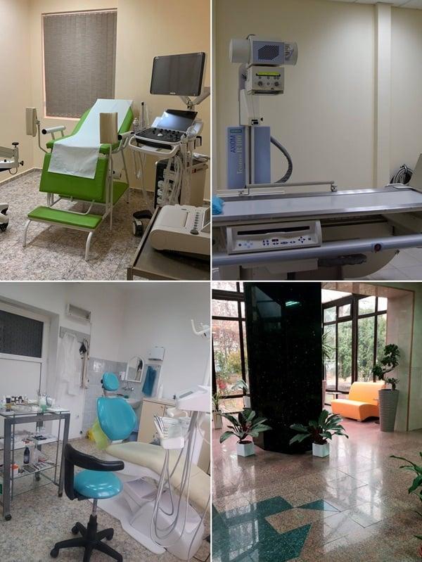 Медико-дентален център Омега - Видин