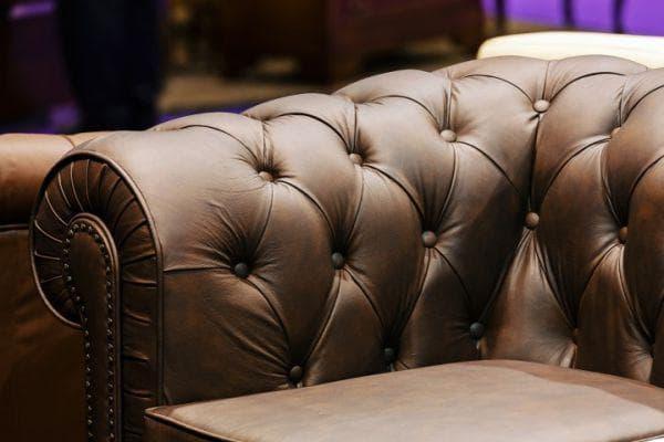 мебели от изкуствена кожа