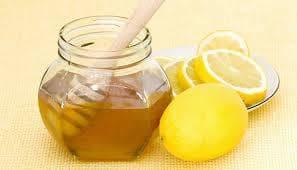 Мед и лимони