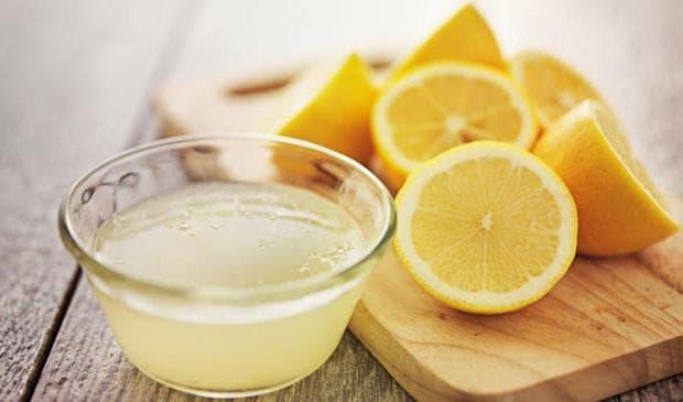 Мед с лимони