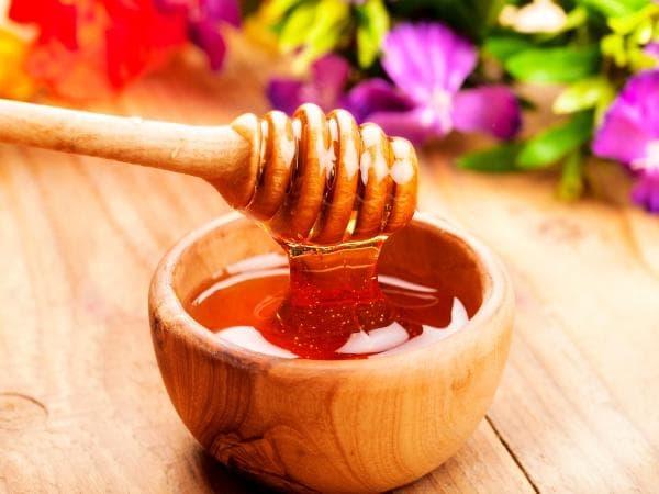 мед при охлузване