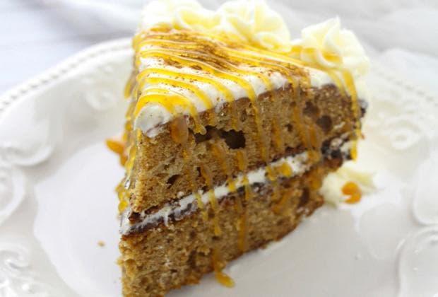 медено-маслена торта