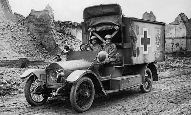 Линейка от Първата световна война