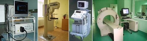Медицинският институт на МВР - апаратура