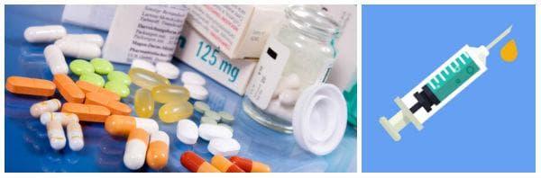 Медикаментозна терапия при ревматоиден артрит (антиревматоидни лекарства)