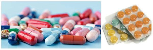 Медикаментозно лечение при ангина (остър тонзилит): антибиотици, таблетки за смучене, антипиретици