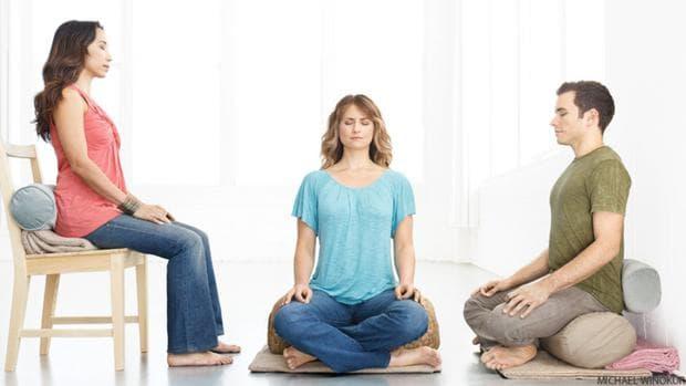 Пози за медитация