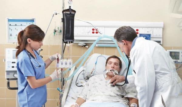 Механична вентилация: показания (кога се прилага)
