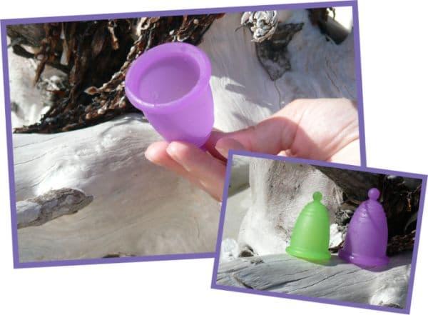 Менструални чашки Мелуна